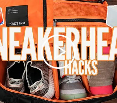 5 Life Hacks untuk Para Sneakerheads